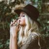 欧美森系美女写真图片