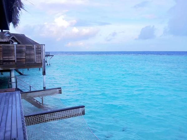 马尔代夫水晶海