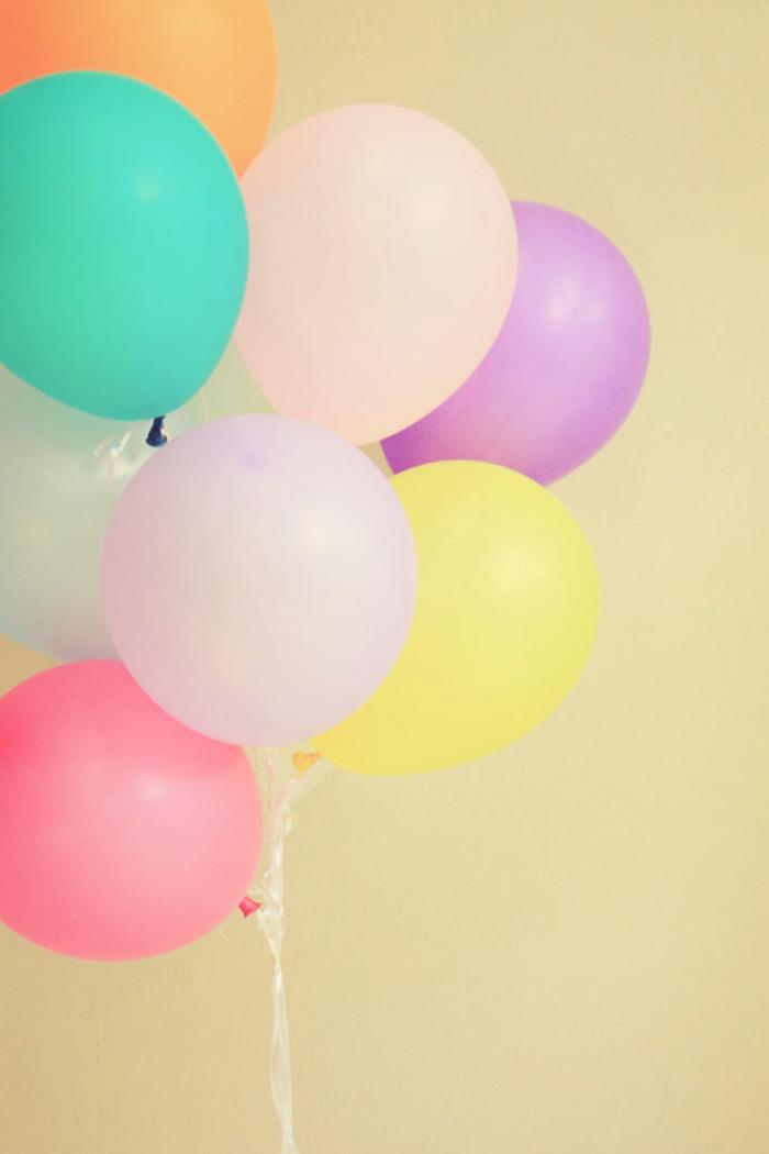 气球创意唯美图片安卓手机壁纸