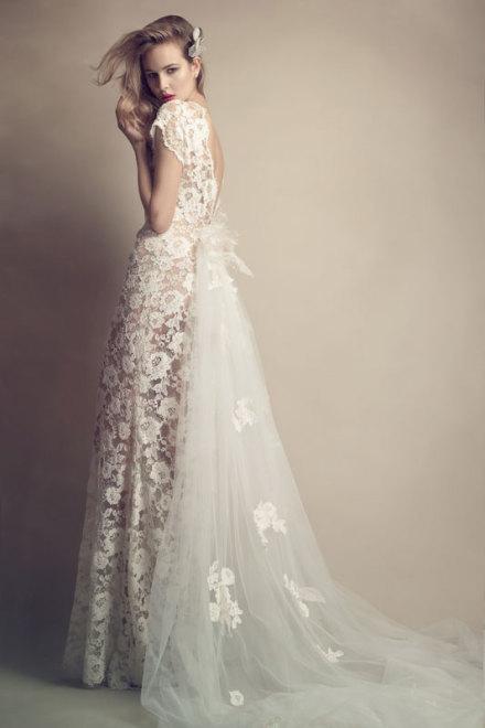 欧美婚纱图片素材