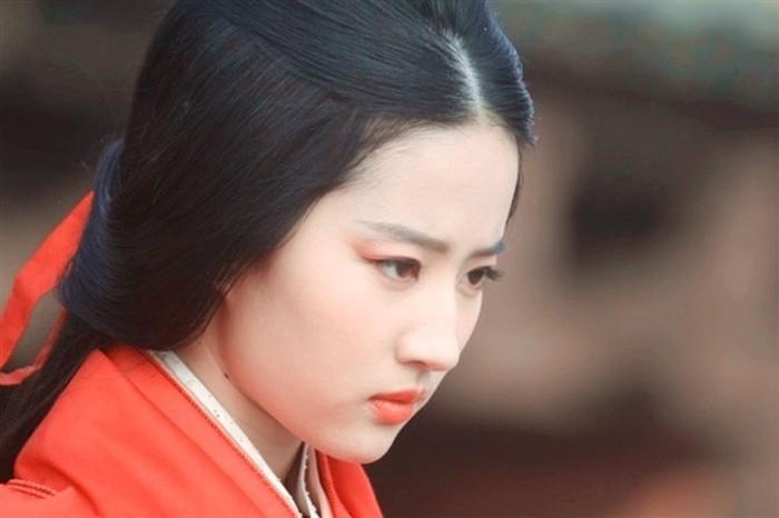 中国美女图鉴,刘亦菲