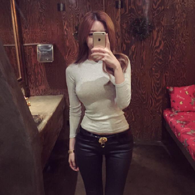 韩国美女Choi Somi(최소미)写真图片4P