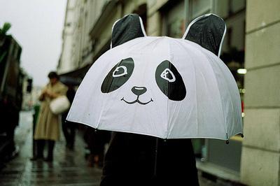 唯美图片,其实你是在伞下痛哭吧