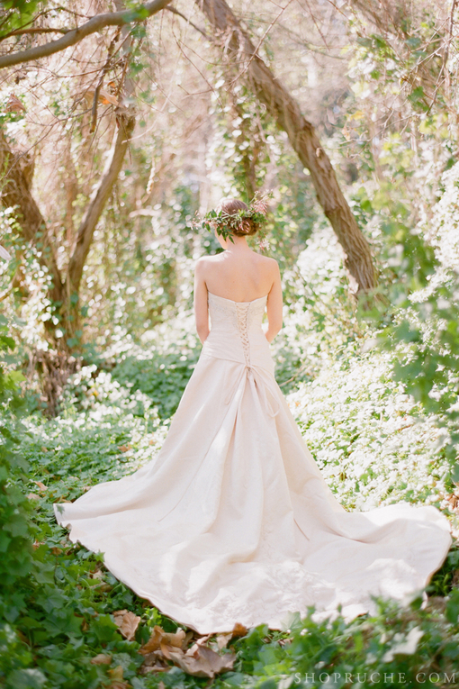 婚纱:梦一般的美