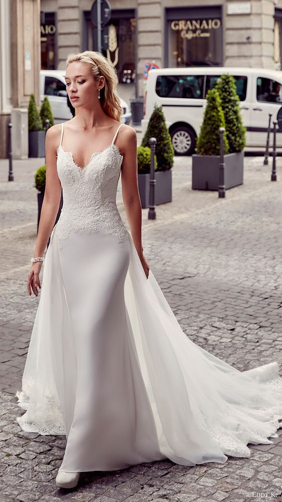 Eddy K. 2017 Wedding Dresses婚纱图片