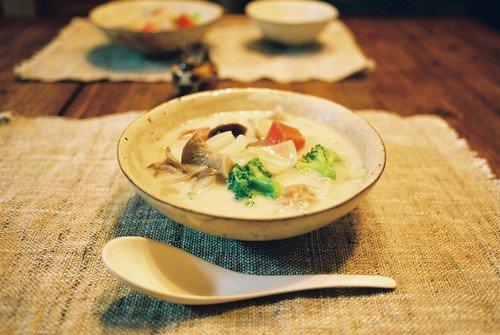 4张日系小清新感觉的美食图片素材