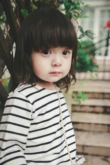 小可爱萌娃哈琳图片