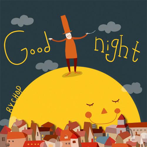 晚安图片,Good night