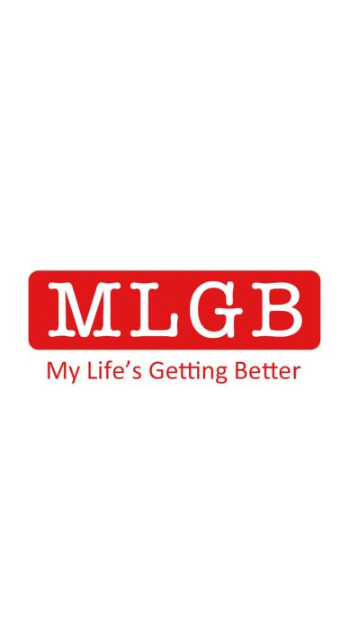 带字MLGB创意手机壁纸
