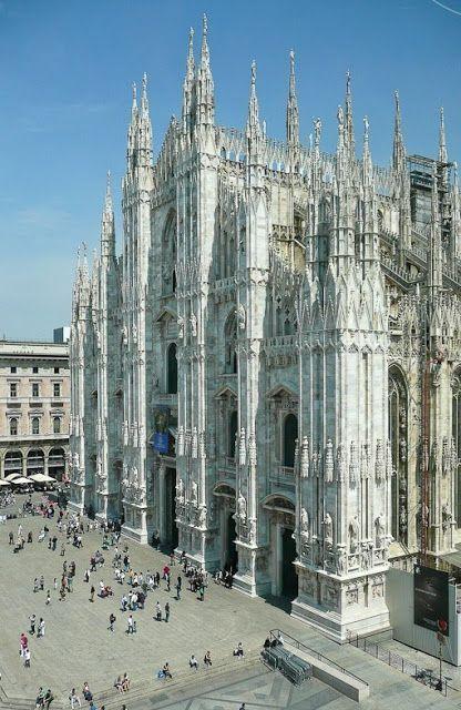 意大利米兰大教堂