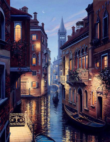 威尼斯水城美图