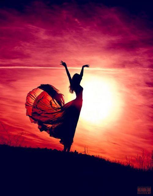 每一个不曾起舞的日子,都是对生命的辜负