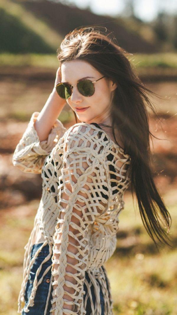 欧美时尚美女,承蒙时光不弃