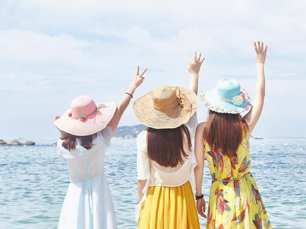 朋友圈小清新夏日心语图片带说说