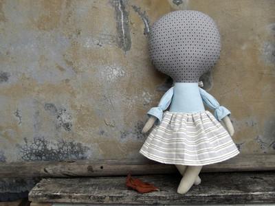 棉布质玩偶