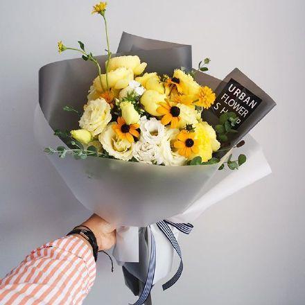 漂亮的手捧花