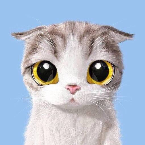 可爱萌萌哒猫咪头像