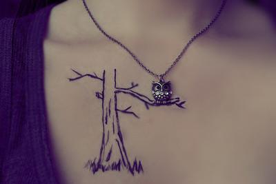 纹身控,如果你也喜欢纹身
