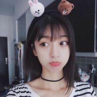 唯美小清新可爱女生QQ头像
