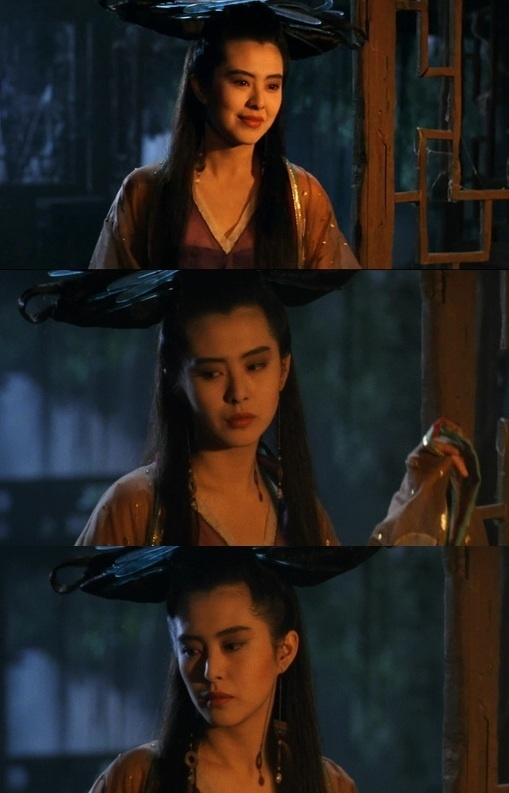 一言一行都是惟妙惟肖的王祖贤 每一幕都是经典 