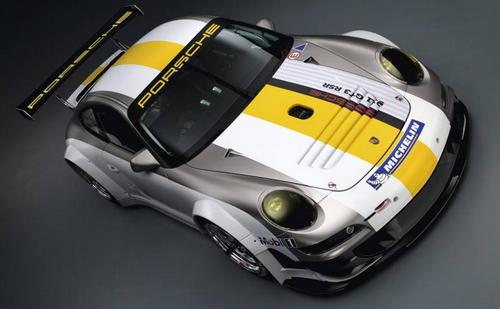 保时捷911gt3炫酷赛车图片