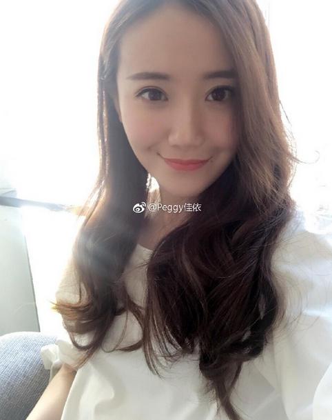 腾讯新美女主播佳依,佳依图片微博