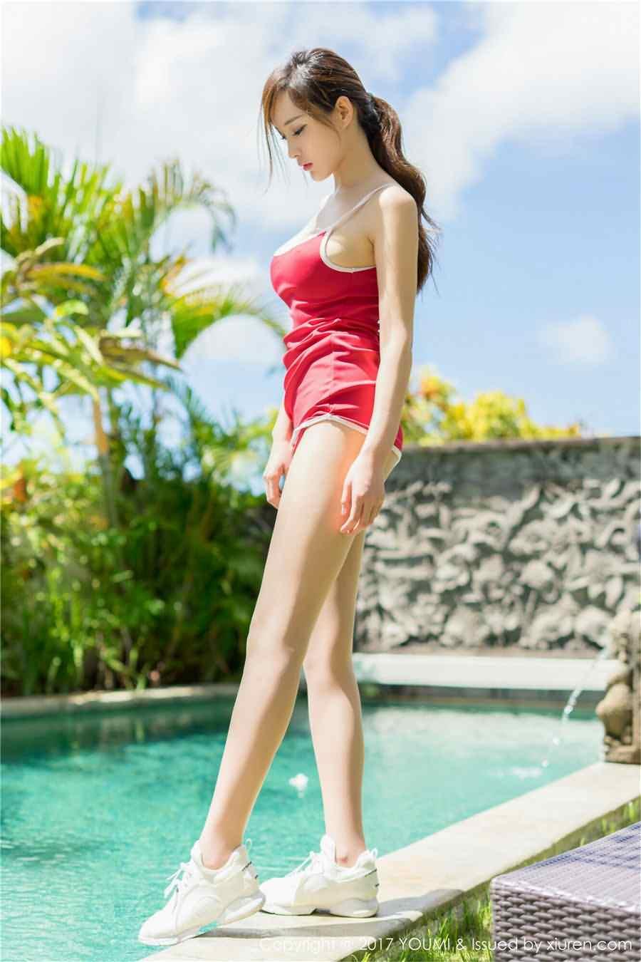 标准腿型图片 最美腿型腿的标准图片