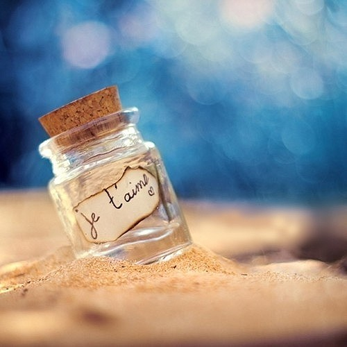 小小瓶子 美美心情