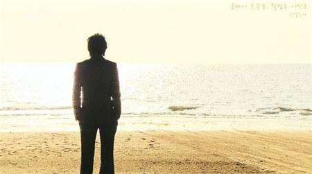 男生女生伤感孤单的背影图片大全
