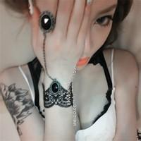 霸气有纹身女王范头像