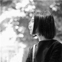 韩国女生短发头像高冷 就是这个范