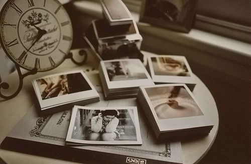 唯美时光相片的记忆图片