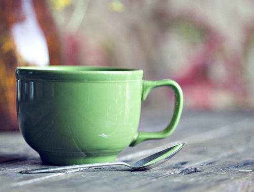 独爱那抹绿 养眼治愈系绿色物件图片