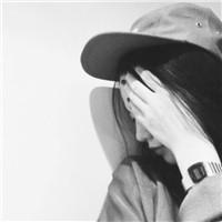 超拽个性戴帽子qq女生头像