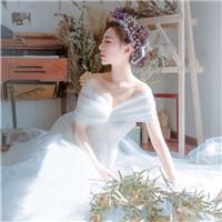 精选好看唯美婚纱女生专属头像juzi1.cn