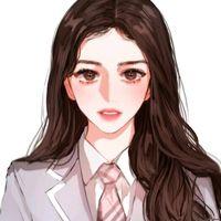 精选好看的韩系手绘动漫女生头像专属大全