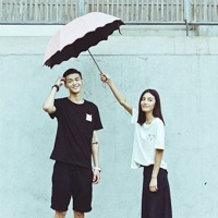 唯美小清新情侣秀恩爱头像精选十六张
