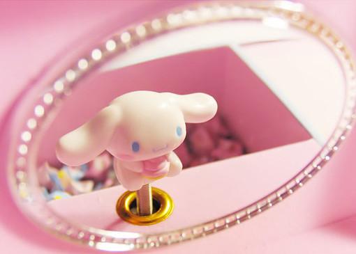粉色的可爱唯美图片