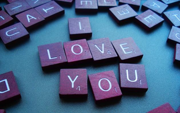 关于Love爱的唯美爱情图片