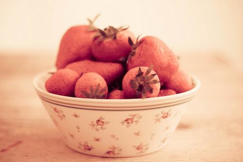 粉色唯美意境可爱图片
