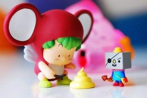 卡哇伊可爱玩具公仔图片