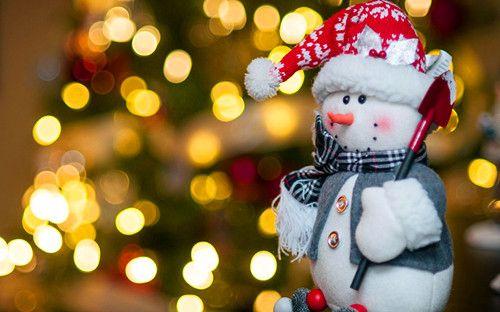 好看的圣诞节平安夜图片