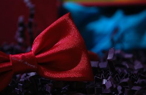 女孩都爱的蝴蝶结唯美图片