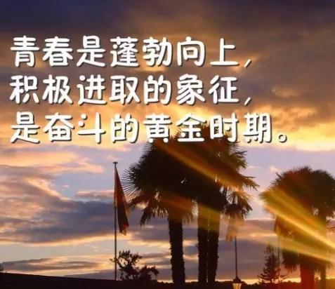 朋友圈一句话早安正能量句子