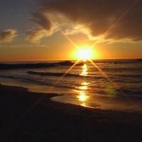 微信头像好看的风景图片大全唯美精选 the setting sun