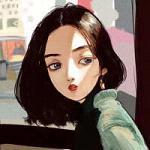 微信头像卡通女可爱唯美本周排行 每天为了不去想你而想你