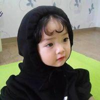 超火的萌娃权律二女生微信头像 超可爱的韩国萌娃权律二图片