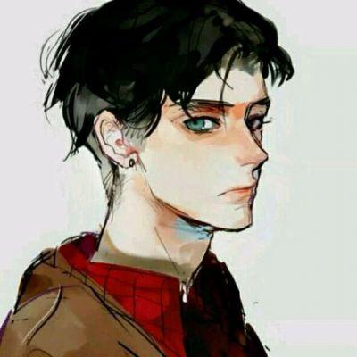 冷酷帅气的男生动漫微信头像大全 个性狂野的男生动漫微信头像