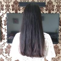 你喜欢直长发吗,快快来吧,女生黑长直的头发头像