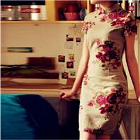 气质韵味旗袍美女就是不一样,复古气质旗袍头像